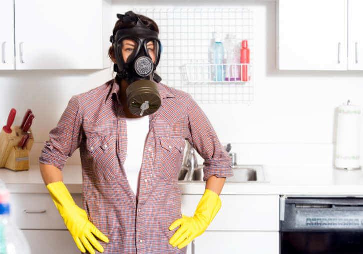 Une Maison Contaminée : Découvrez Les Conséquences D'un Travail Bâclé
