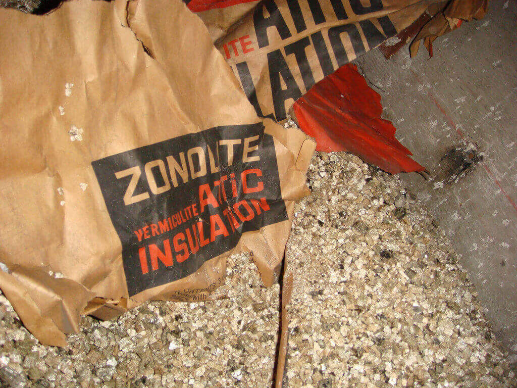 Vermiculite Does Your Insulation Contain Asbestos