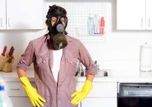 Maison Contaminée
