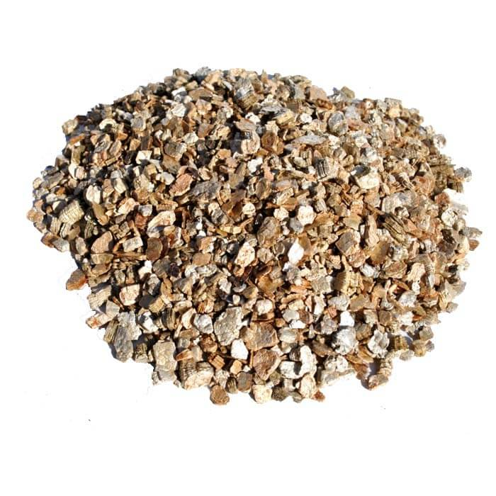 Vermiculite amiante analyse