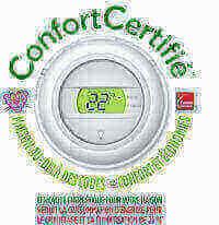 owens corning confort certifie