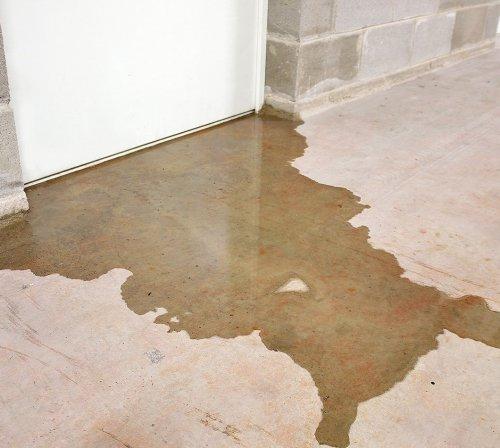 inspection probleme infiltration eau sous-sol